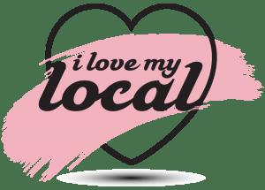 I Love My Local logo