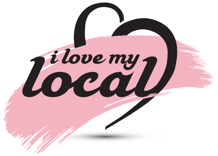I Love My Local logo